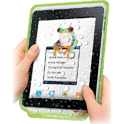 3-Pack Reusable Protective Cover for iPad with Sound Enhancement