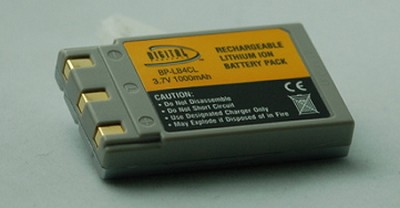 DR-LB4 / NP500 / NP600 1000mAh Battery F/ Dimage G400 /G500/G600