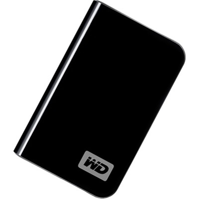 WDME5000TN My Passport Essential Portable 500GB USB 2.0 External Hard Drive
