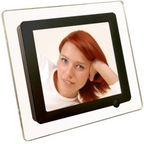 NuVue 800 NV-800 LCD Digital Picture Frame
