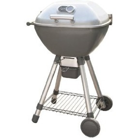 Emeril by Viking EC240 Culinary 24-Inch Outdoor Charcoal Grill - OPEN BOX