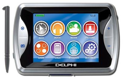 Nav200 Portable GPS Navigation