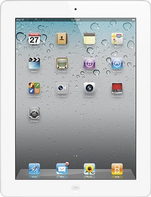 iPad 2 64GB with Wi-Fi & 3G For AT&T - White MC984LL/A