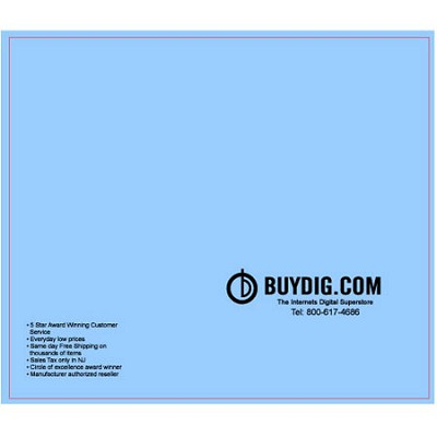 Buydig Microfiber Cleaning Cloth