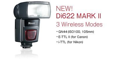 Speedlite Di 622 Mark II for Canon