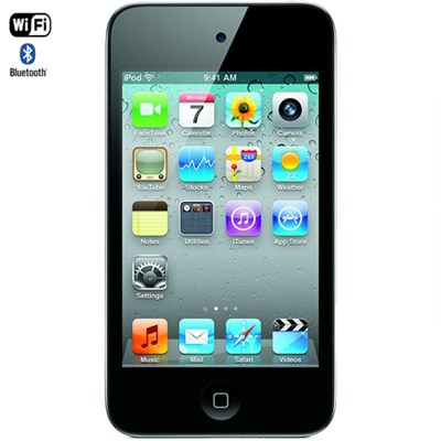 iPod touch 16GB Black (4th Generation) A1367-16GB - Certified Refurbished