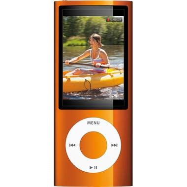 iPod Nano 8GB MP3 Player and Media Player (Orange)