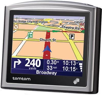ONE Portable vehicle navigation w/ Bluetooth - OPEN BOX