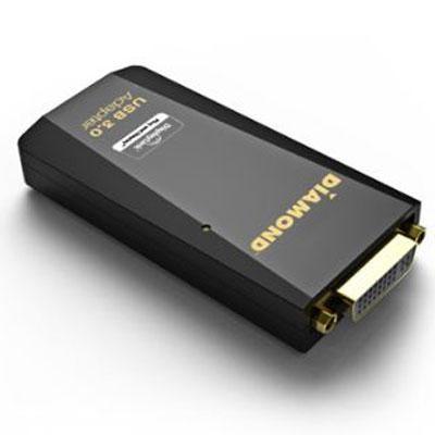 USB 3.0 to VGA DVI HDMI Adaptr