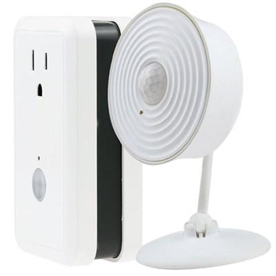 Wi-Fi Multi Pack: Motion Sensor w/ Message Alerts & Energy Monitor Wall Plug