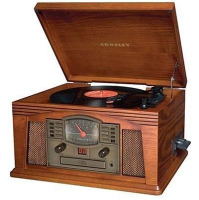 Radio Lancaster - CR42-OA (Oak)