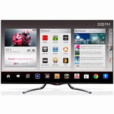 47` 1080p 3D Google TV 240Hz Dual Core Cinema Screen EDGE LED HDTV (47GA7900)