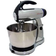 2379 Mixmaster 300-Watt 12-Speed Stand Mixer with Stainless-Steel Bowl