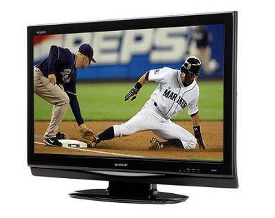 LC-37D44U - AQUOS 37` High-definition LCD TV
