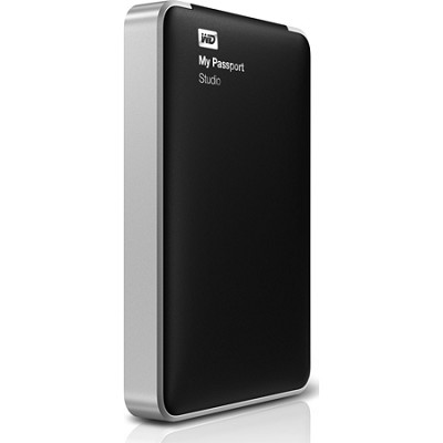 My Passport Studio 1 TB FireWire 800 high capacity portable hard drive