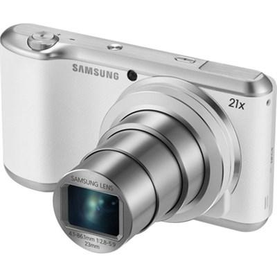 GC200 16.3MP 21x Opt Zoom Full HD 1920 x 1080 Galaxy Camera 2 - White - OPEN BOX