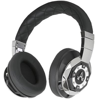 Legacy Over-Ear (ANC) Headphones w/ 3-Stage Technology Black/Liquid Chrome (A01