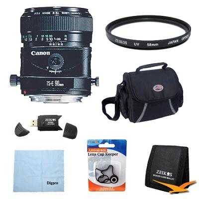 TS-E 90mm f/2.8 Tilt-Shift Exclusive Pro Kit