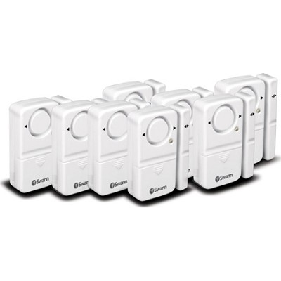 Magnetic Window/Door Alarm 8 Pack