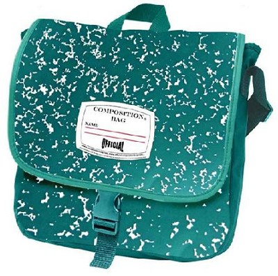Official Composition Backpack (Turquoise)