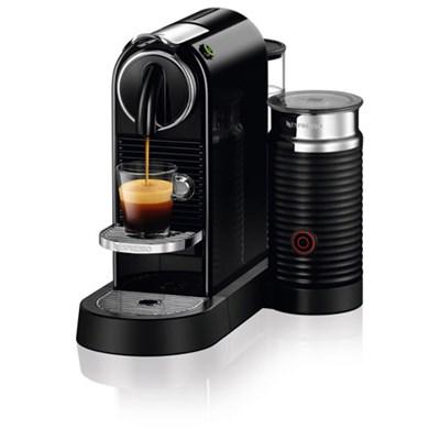 CitiZ & Milk Espresso Maker (Limousine Black)