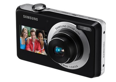 TL205 DualView 12MP 2.7` LCD Digital Camera