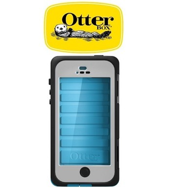 Armor Series Waterproof Case for iPhone 5 - Retail Packaging - Arctic White