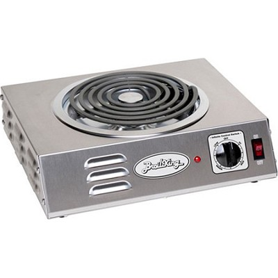 CSR-3TB Professional Single Hot Plate, Hi Power, 14-Inch by 4-1/8-Inch by 12-1/4