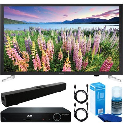 32` Full HD 1080p Smart LED HDTV +HDMI DVD Player +Bluetooth Sound Bar