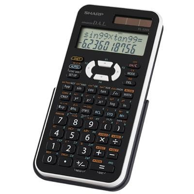 Sharp Sci Calc w 390 Function