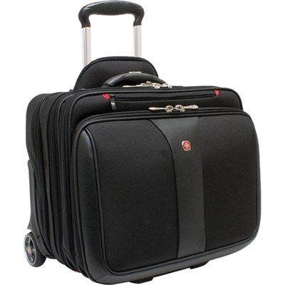 Swissgear Patriot 2-Piece Wheeled Computer and Laptop Carrying Case