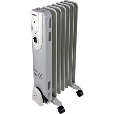 H-6010 Portable Oil Filled Radiator Heater