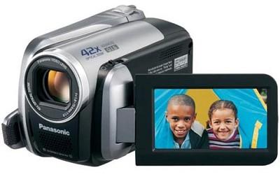 SDR-H40 40GB Hard Disk Drive / SD Hybrid Camcorder - Open Box