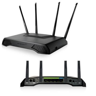 High Power Wi-Fi Router with MU-MIMO - RTA2600