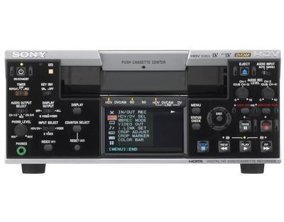 HVR-M25U COMPACT HDV 1080i VTR