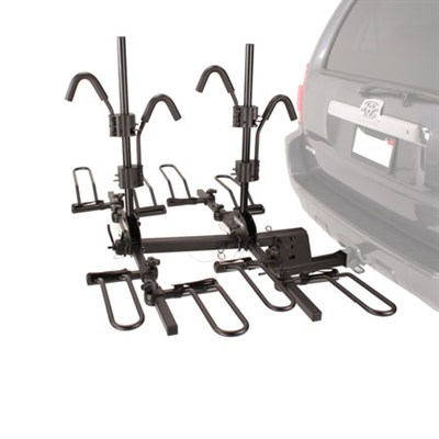 Sport Rider SE 4-Bike Platform Style Hitch Mount Rack - HR1400