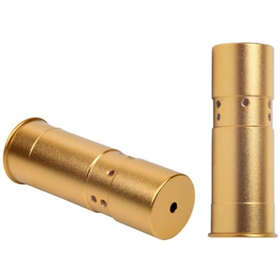 12 Gauge Shotgun 12ga Caliber Laser Boresight - SM39007