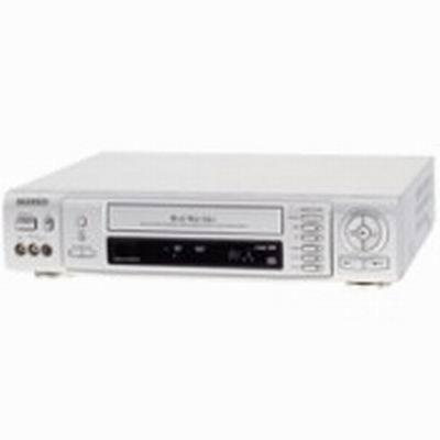 SV-5000W - 4-Head Hi-Fi MultiSystem VCR