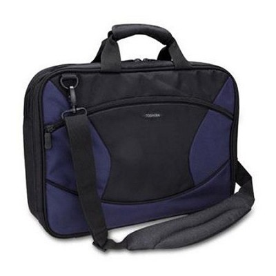 Extreme Briefcase for Notebooks up to 16` (PA1505U-1CS6) - Black/Blue
