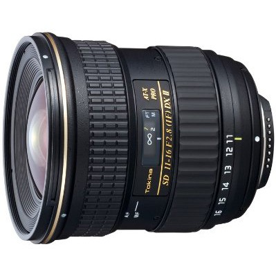 11-16mm f/2.8 AT-X116 Pro DX II Digital Zoom Lens (for Canon EOS Cameras)