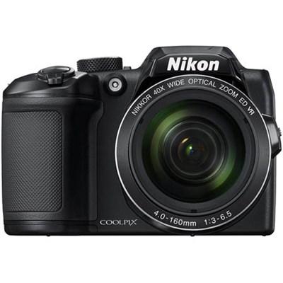 COOLPIX B500 16MP 40x Optical Zoom Digital Camera w/ Built-in Wi-Fi - Black