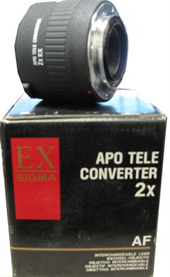APO Teleconverter 2x EX AF for Minolta AF - OPEN BOX