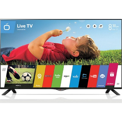 49UB8200 - 49-inch 4K Ultra HD Smart LED TV - OPEN BOX