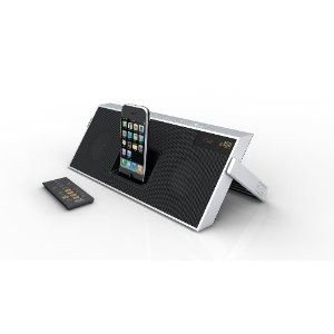 IMT620 inMotion Classic Portable iPod Dock with Rechargeable Battery & FM Tuner