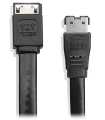 SATA 1.5Gbps to eSATA 3Gbps external cable 3ft. (1m) - G2LeS3S03W6