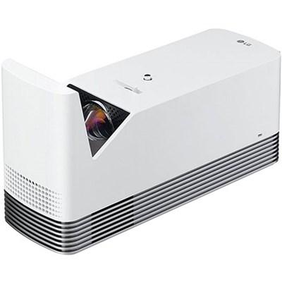 HF85JA Ultra Short Throw Laser Smart Projector (2017 Model) - White (OPEN BOX)