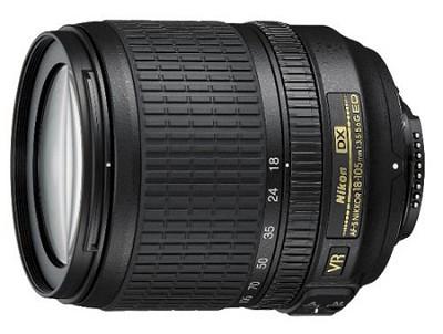 18-105mm f/3.5-5.6G ED AF-S VR DX Zoom-Nikkor Lens W/ Nikon 5-Year USA Warranty