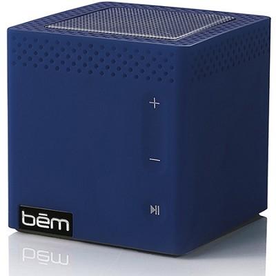 Bluetooth Mobile Speaker for Smartphones Dark Blue Manufacturer Refurbished