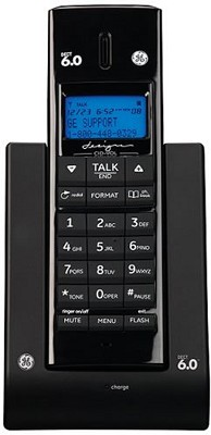 DECT 6.0 Accessory Handset for GE 27951 WEDGE Phone