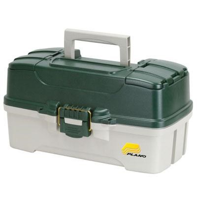 Three Tray Tackle Box